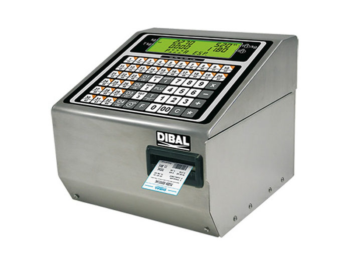 Etiquetadora Industrial Dibal LP-2500